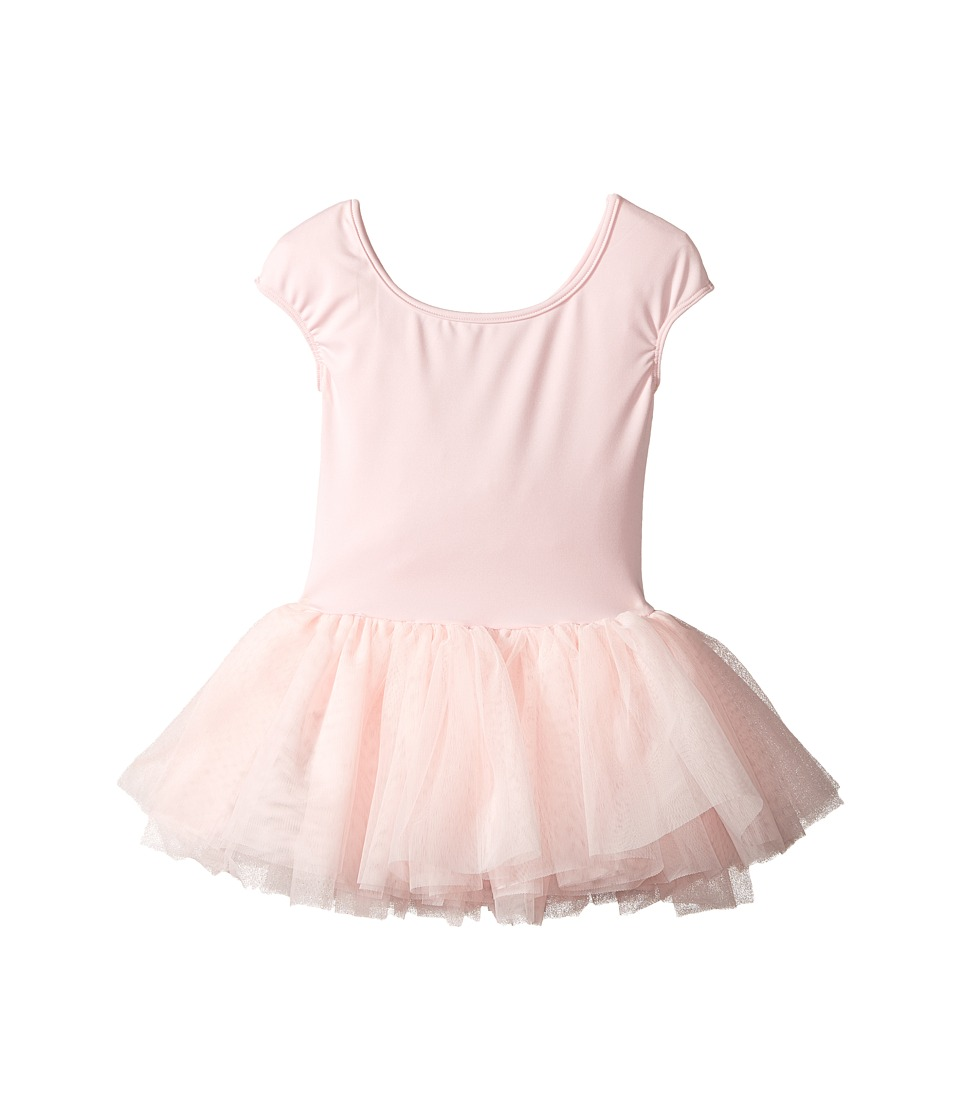 Bloch Kids - Hearts Tutu Dress (Toddler/Little Kids/Big Kids) (Candy Pink) Girl's Dress