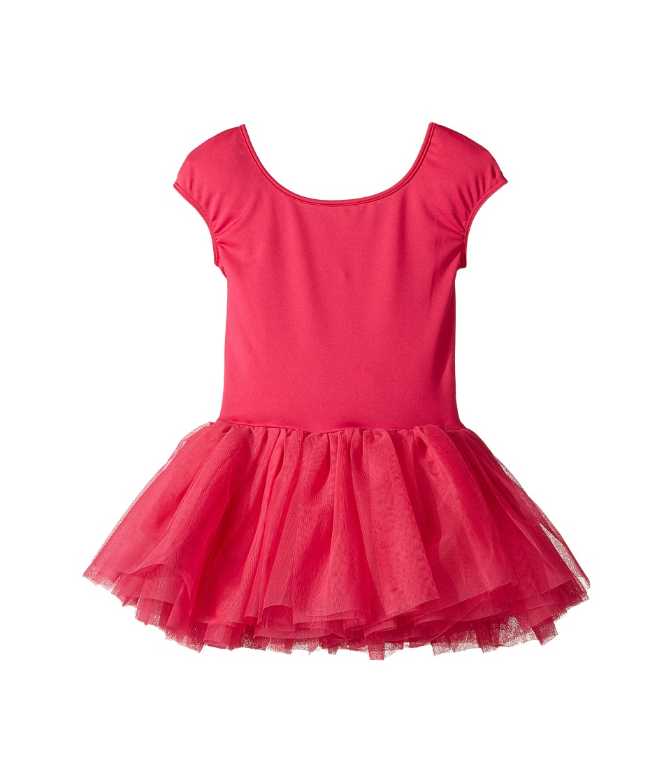 Bloch Kids - Hearts Tutu Dress (Toddler/Little Kids/Big Kids) (Hot Pink) Girl's Dress