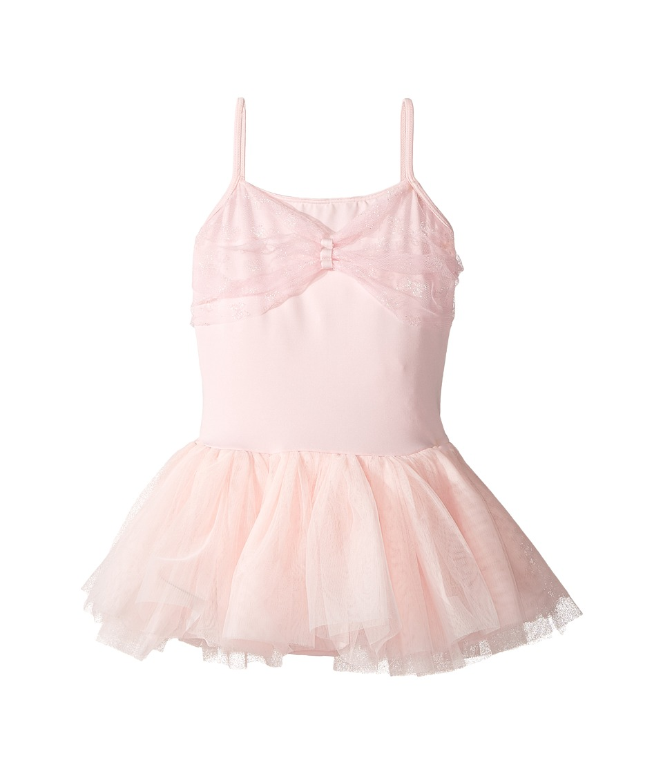 Bloch Kids - Glitter Bow Tutu Dress (Toddler/Little Kids/Big Kids) (Candy Pink) Girl's Dress