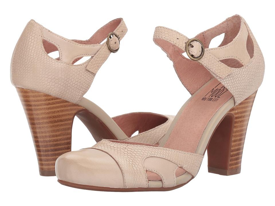 Miz Mooz Joanne (Cream) High Heels