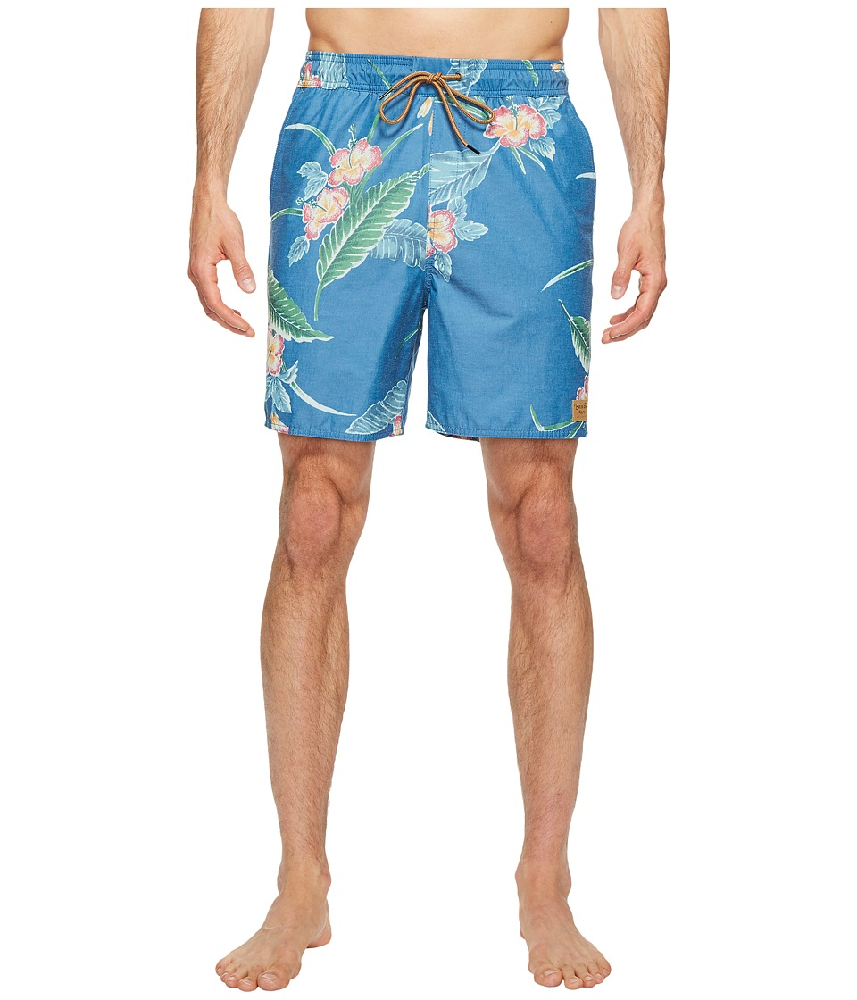 Brixton Havana Trunks (Royal) Men