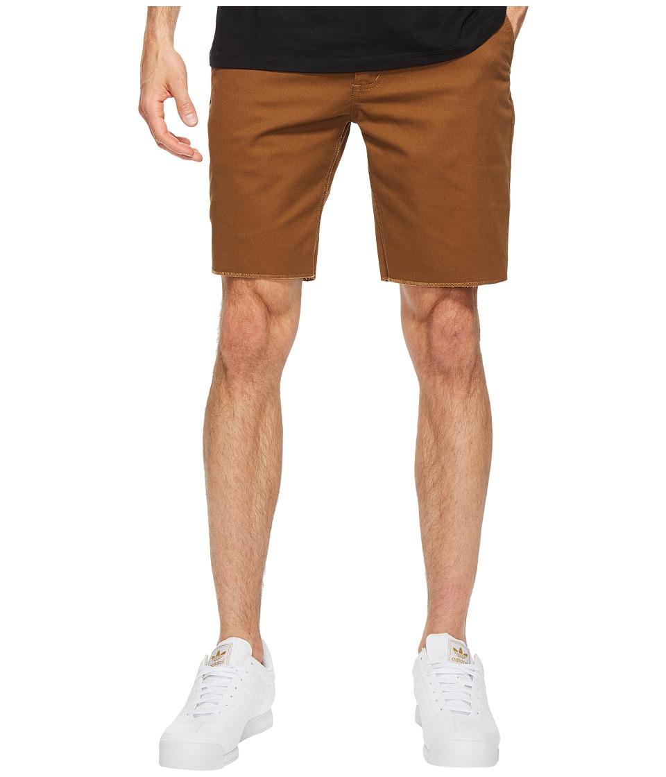 Brixton - Toil II Shorts (Bark) Men's Shorts