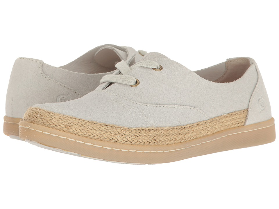 Born Capela (White Suede) Women