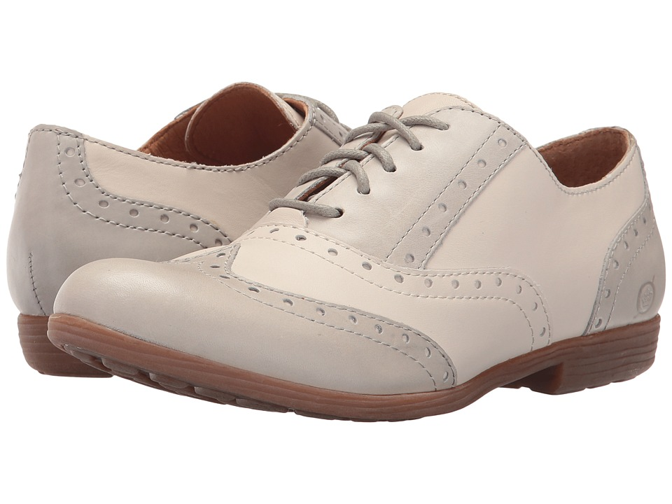 Born - Kika II (Crista/Latte Combo) Women's Shoes