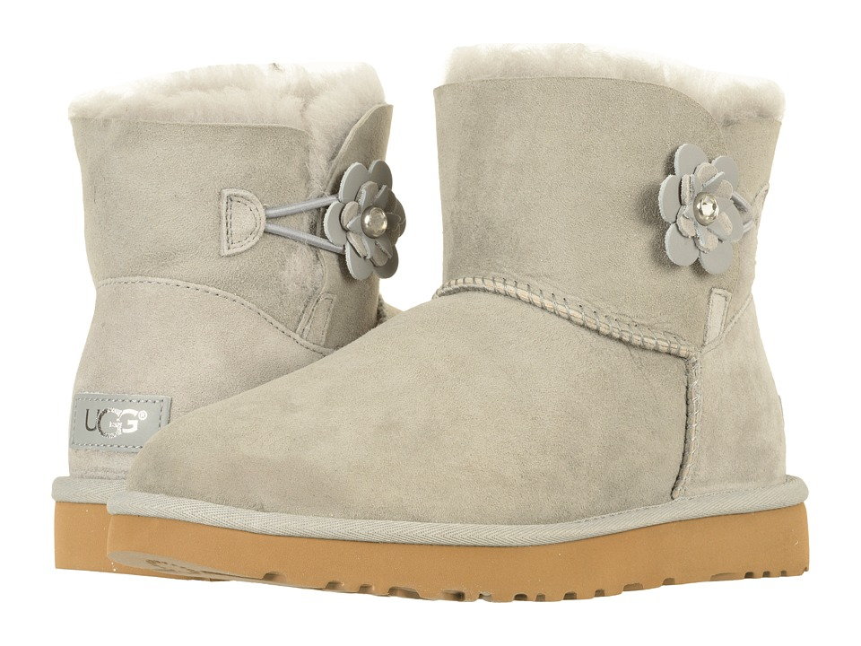 UGG Mini Bailey Petal (Seal) Women
