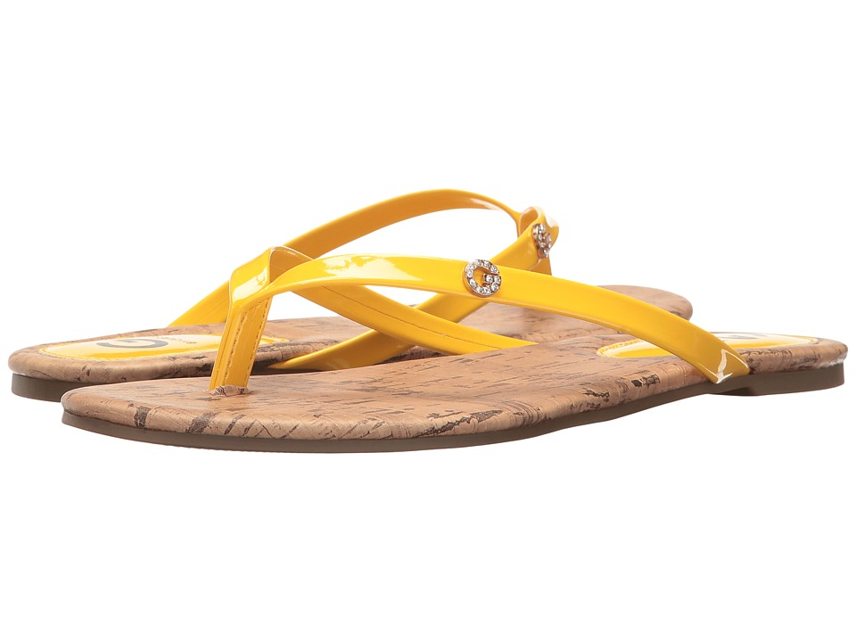 G by GUESS - Bayla2 (Yellow) Women's Shoes