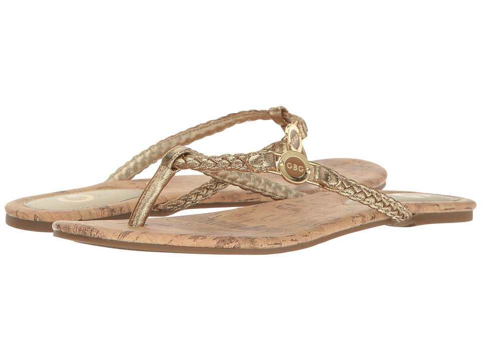G by GUESS Brayden3 (Gold) Women