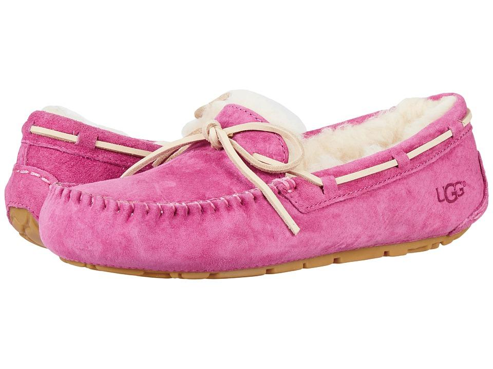 UGG - Dakota (Magenta Rose) Women's Slippers