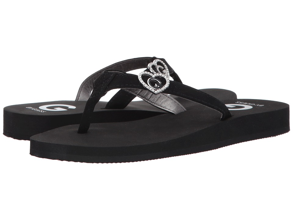 G by GUESS - Doxy (Black) Women's Shoes