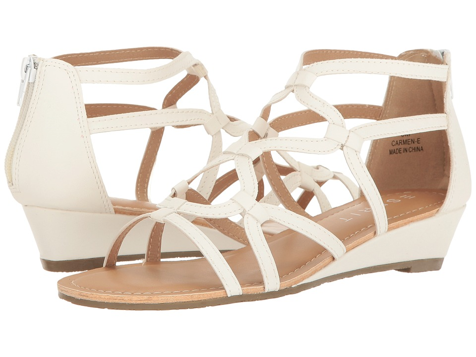 Esprit - Carmen-E (White) Women's Shoes
