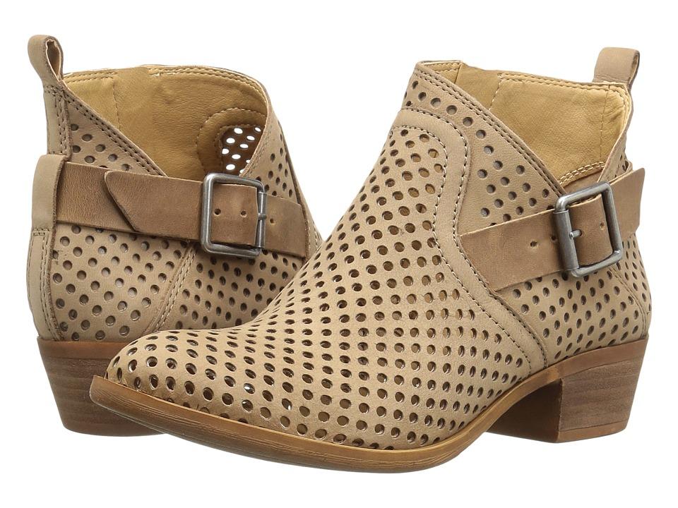 Lucky Brand - Bartonn (Sesame) Women's Boots