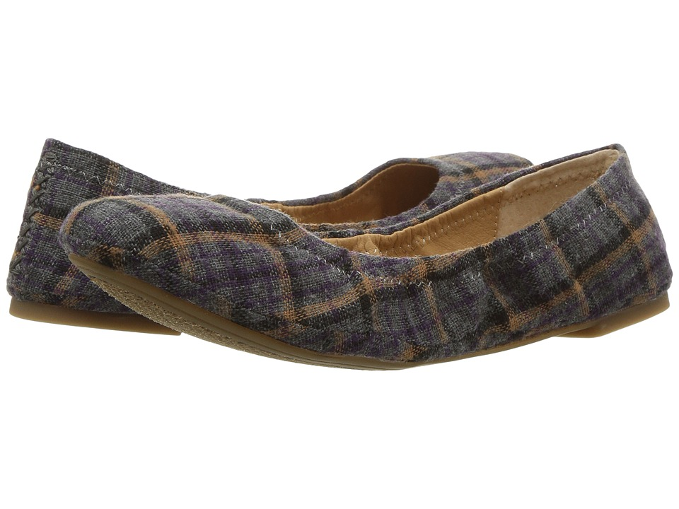 Lucky Brand - Emmie (Potent Purple) Women's Flat Shoes