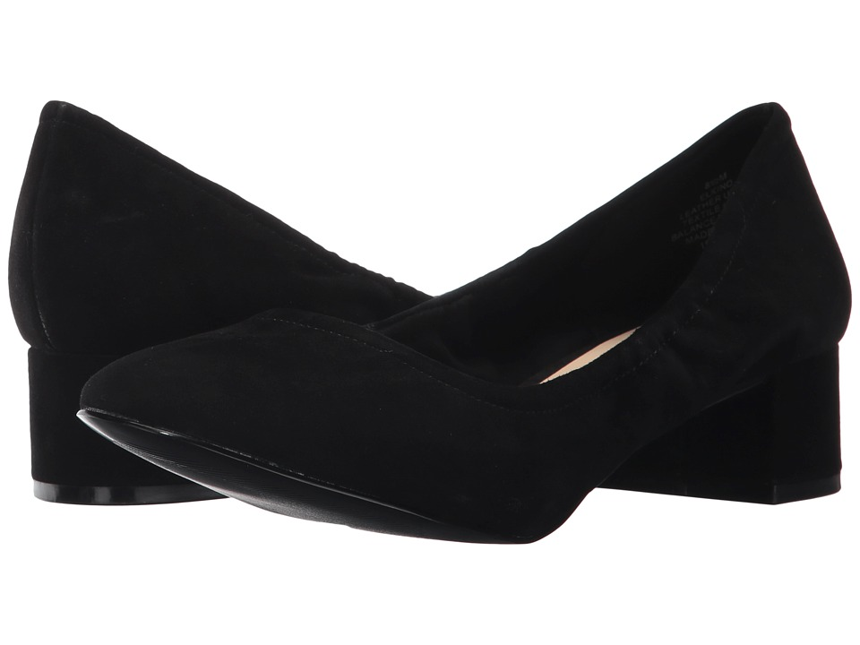 Nine West - Edwards (Black) Women's Shoes