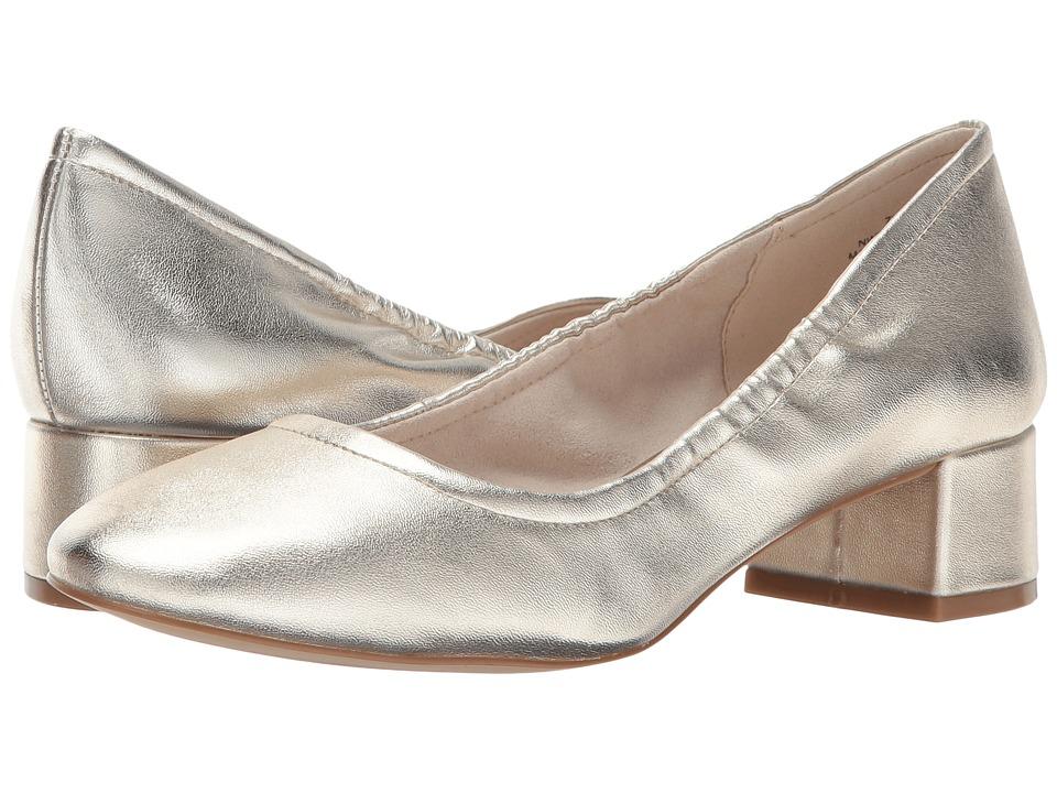 Nine West - Edwards (Platino) Women's Shoes