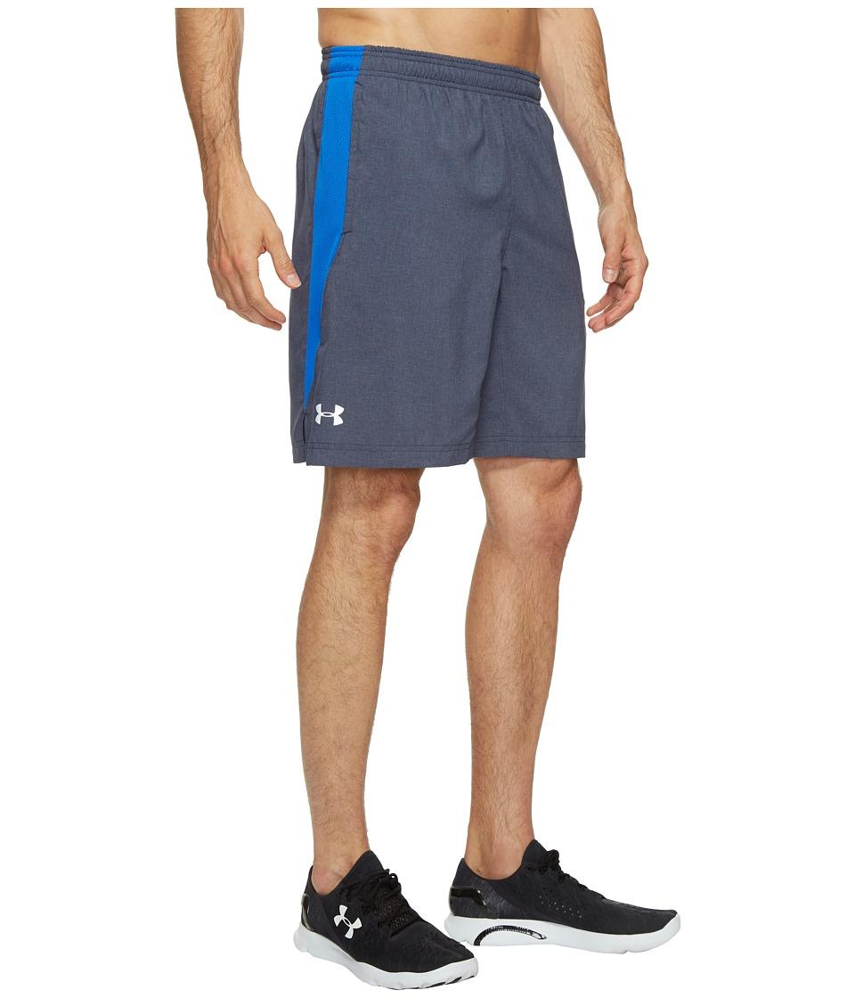 Under Armour - UA Launch 9 Novelty Shorts (Midnight Navy) Men's Shorts
