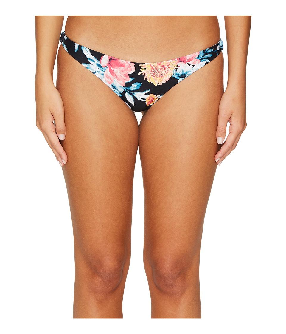 Rip Curl Wildflower Revo Bikini Bottom (Black) Women