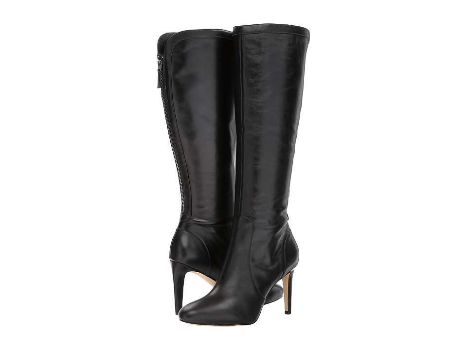 Nine West - Holdtight (Black Leather) Women's Shoes