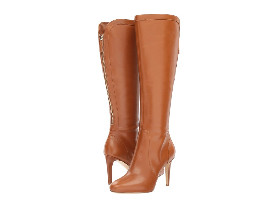 Nine West - Holdtight (Cognac Leather) Women's Shoes