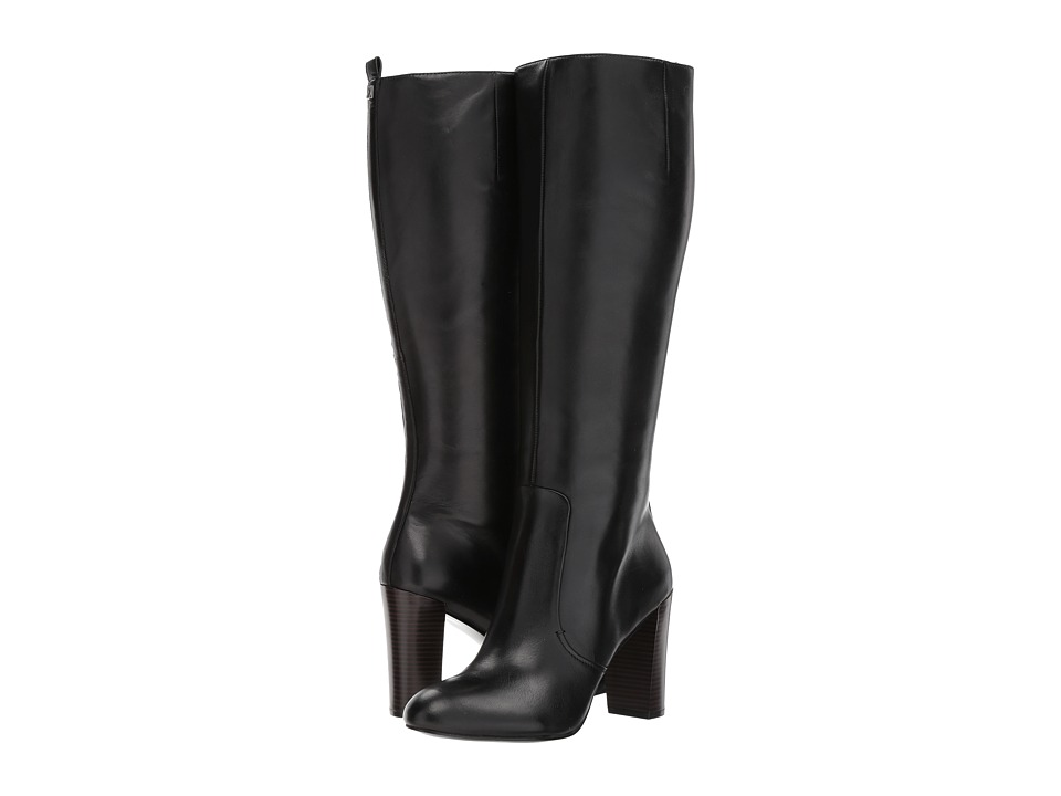Nine West - Sabora (Black Leather) Women's Shoes