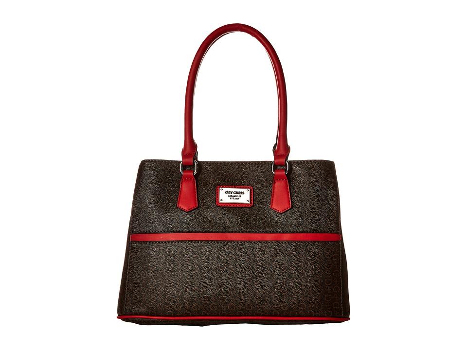 GUESS - Robin Carryall (Natural) Handbags