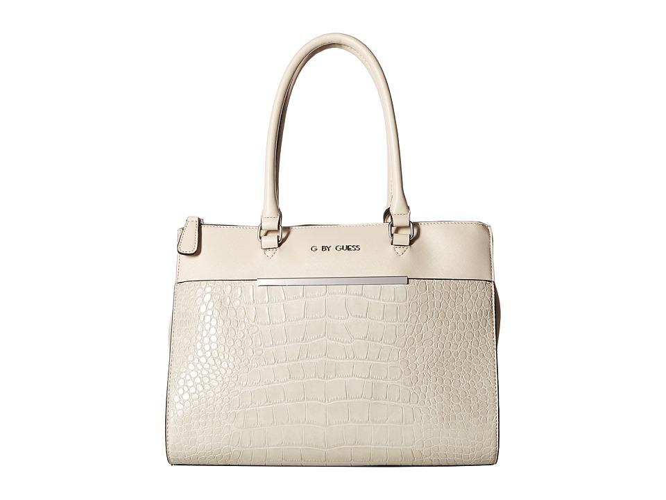 GUESS - Nisha Carryall (Nude Multi) Handbags