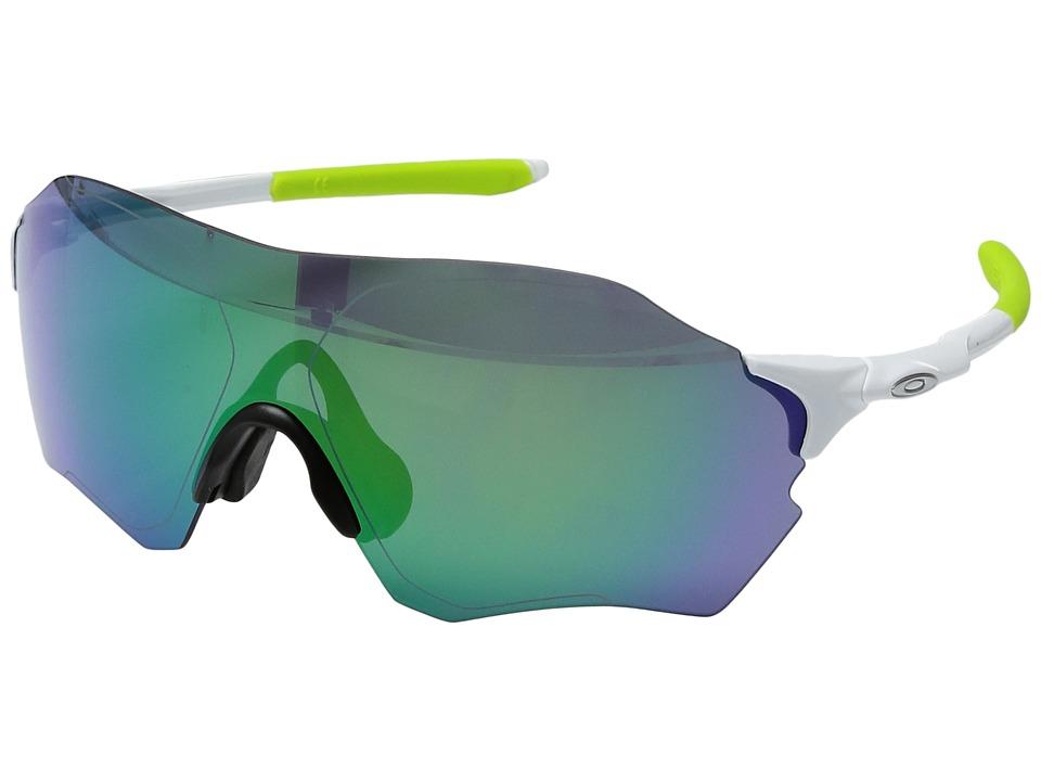 Oakley - (A) Evzero Range (Jade Iridium) Sport Sunglasses