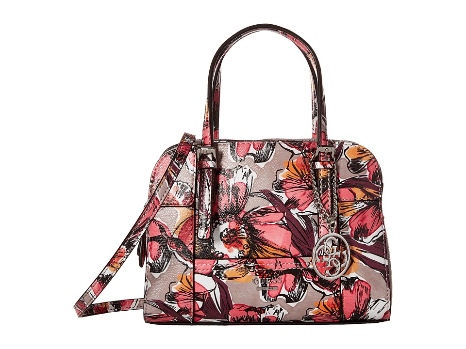 GUESS - Huntley Small Cali (Passion Floral) Handbags