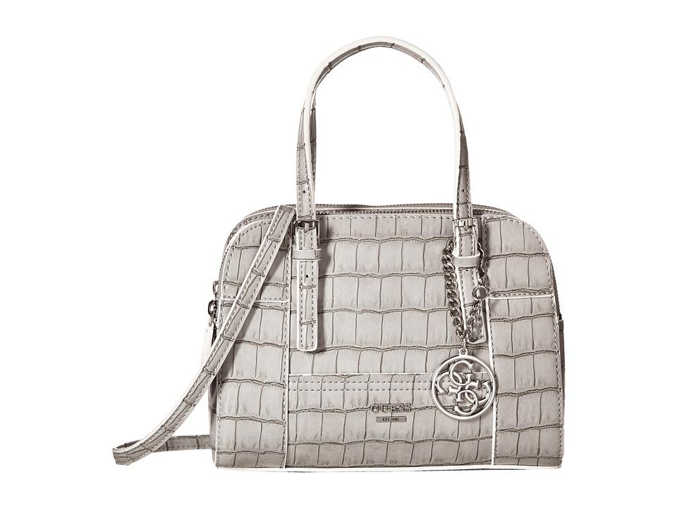 GUESS - Huntley Small Cali (Grey) Handbags
