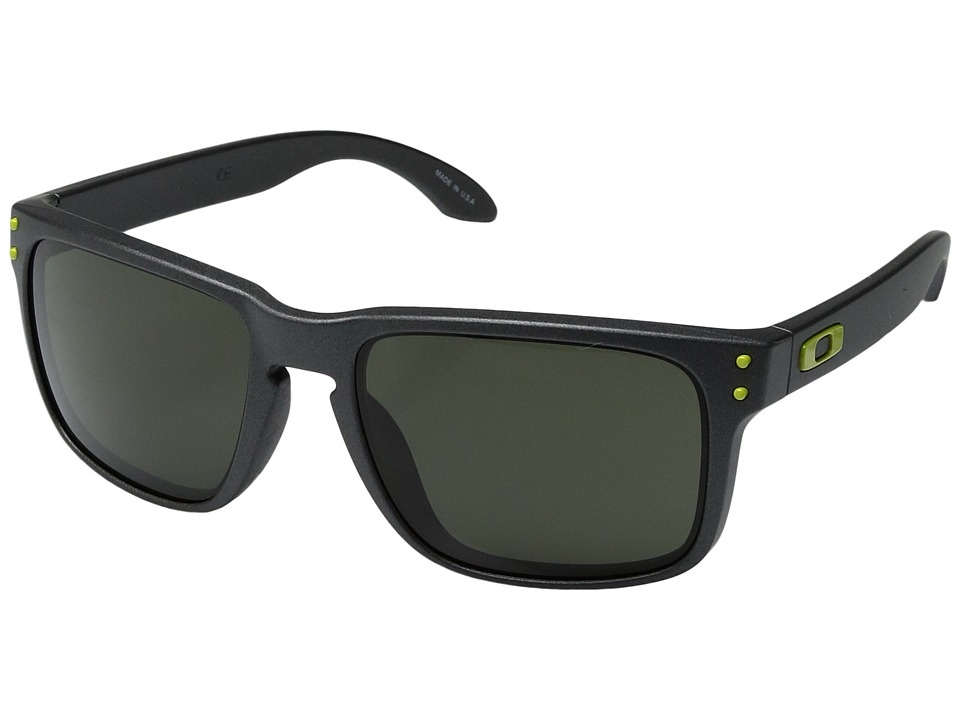 Oakley - Holbrook (Steel/Dark Grey) Sport Sunglasses