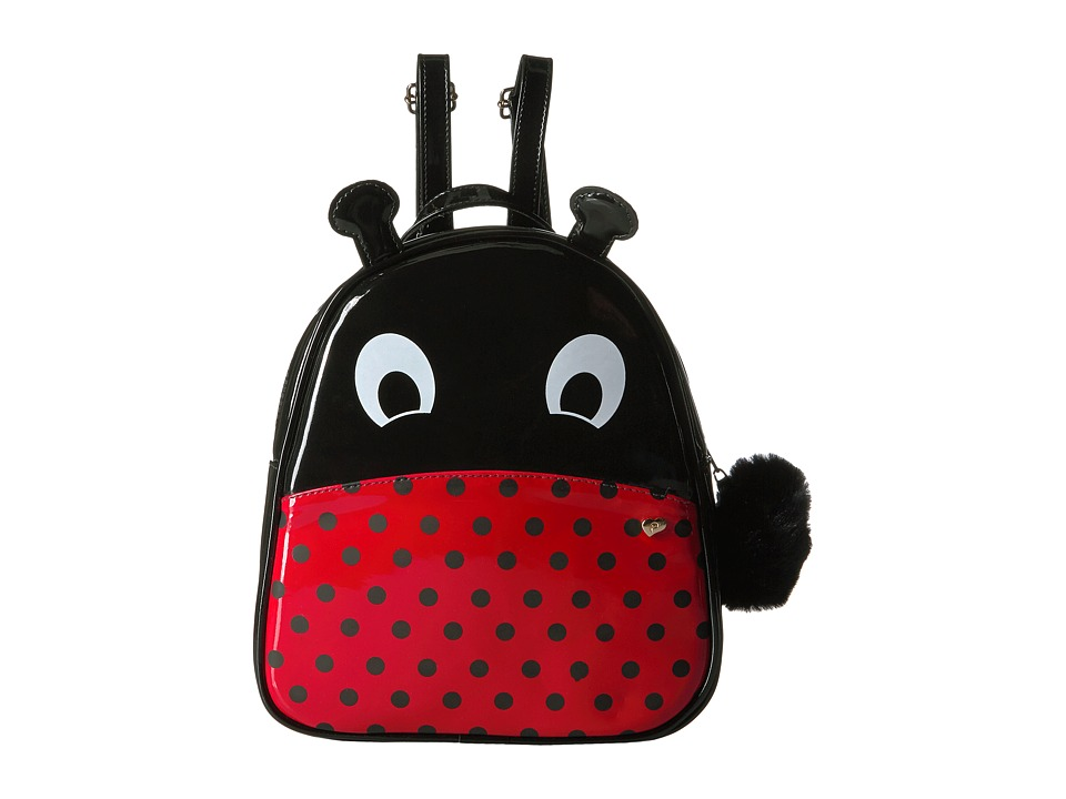 Pampili - Bolsa 600538 (Preto/Vermelho Peper) Bags