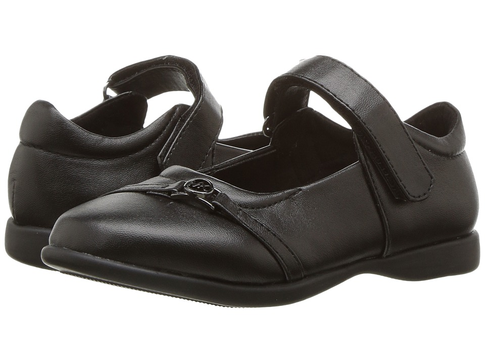 MICHAEL Michael Kors Kids - Amber Kim (Toddler) (Black) Girl's Shoes