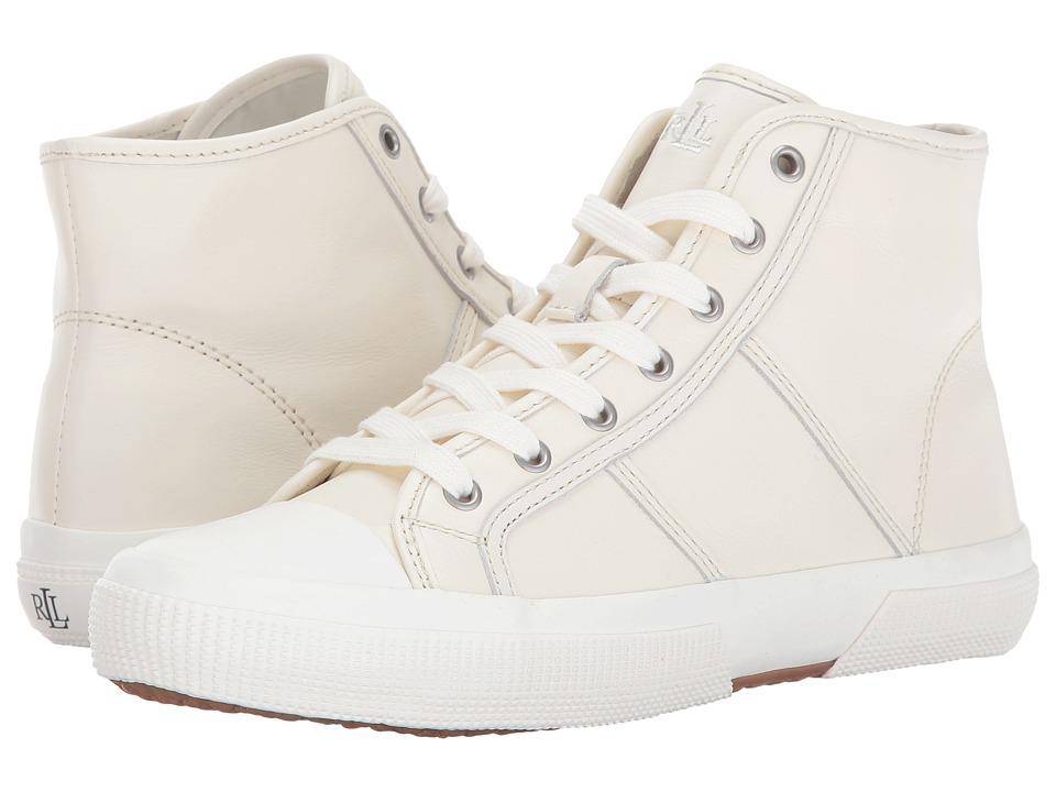 LAUREN Ralph Lauren - January-SK (Cream) Women's Shoes