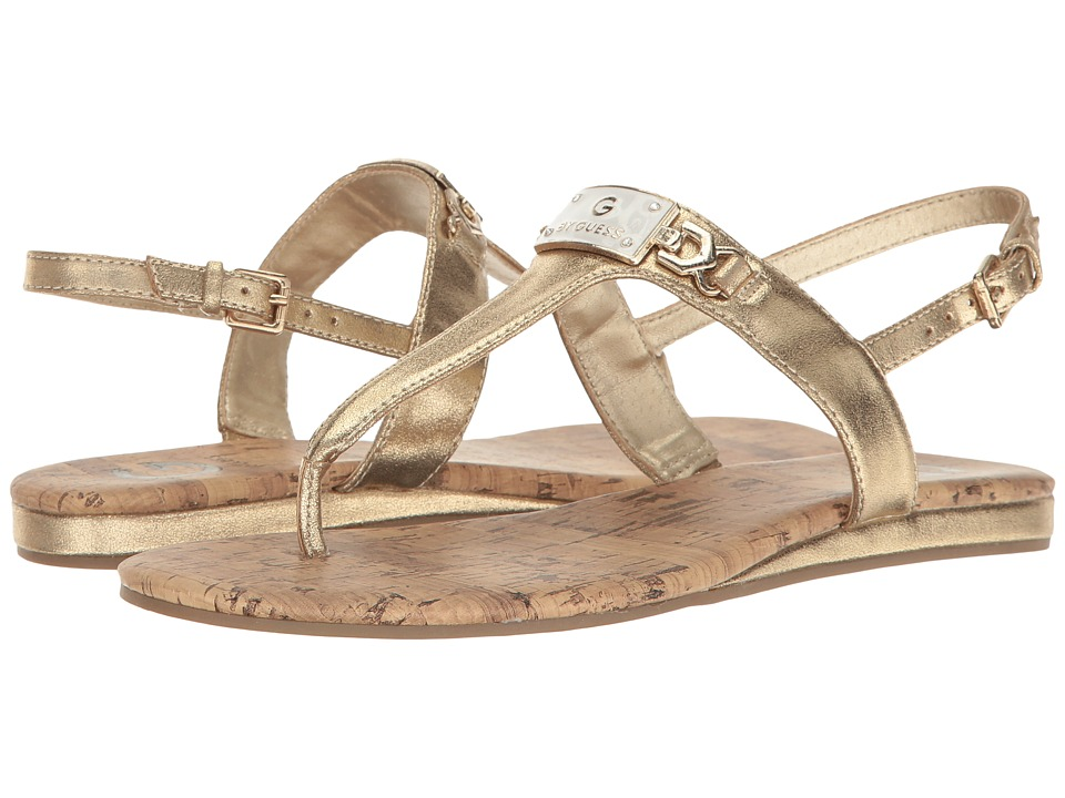 G by GUESS Jemma2 (Gold) Women