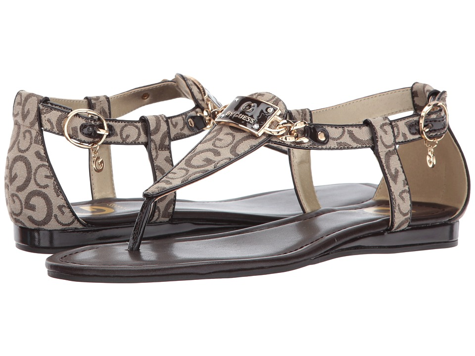 G by GUESS Jettson2 (Taupe) Women