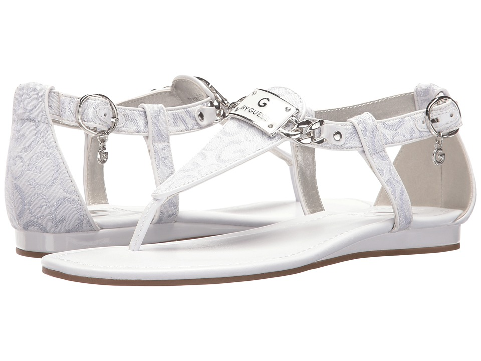 G by GUESS Jettson (White) Women