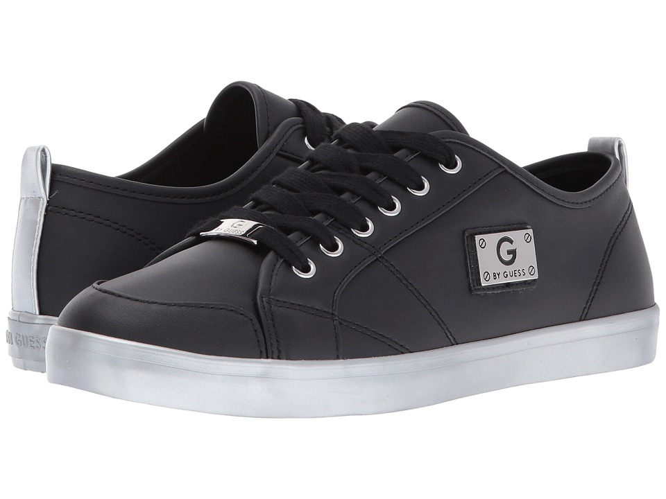G by GUESS - Mallory (Black 2) Women's Lace up casual Shoes