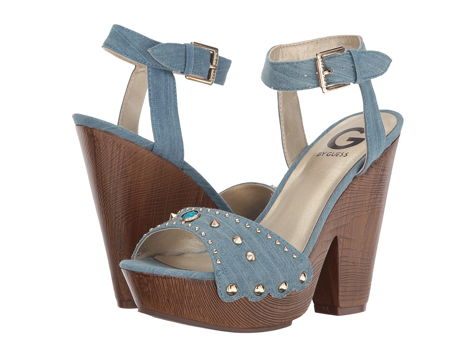 G by GUESS Salsa2 (Blue) Women