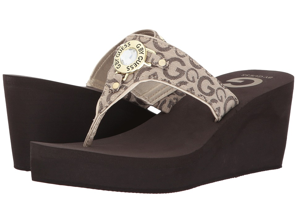 G by GUESS Santo3 (Taupe) Women