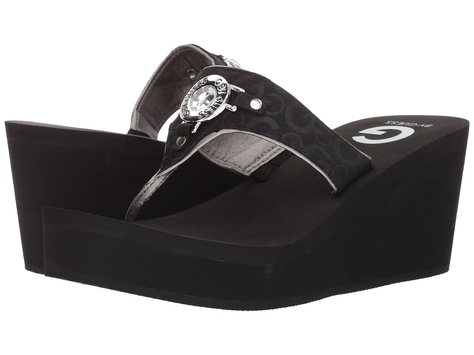 G by GUESS Santo2 (Black) Women