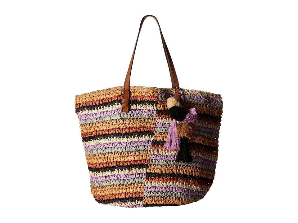 Jessica Simpson - Alyssa Tote (Soft Multi) Tote Handbags