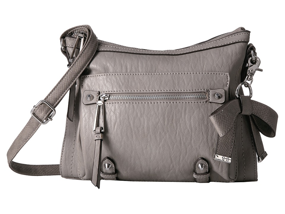 Jessica Simpson - Tatiana Crossbody (Fog) Cross Body Handbags