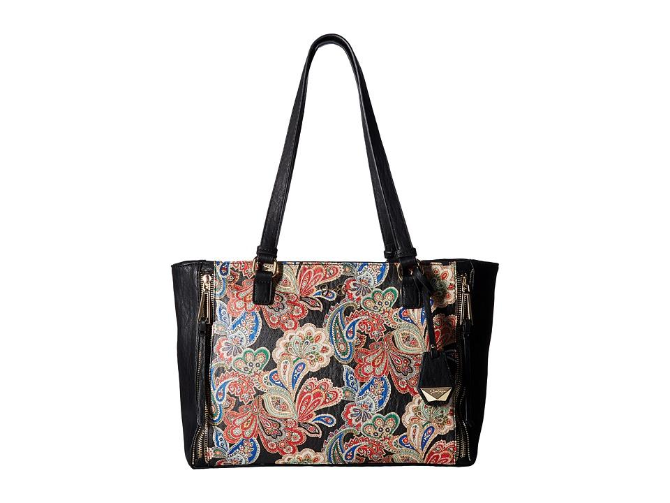 Jessica Simpson - Baylinn Tote (Summer Paisley) Tote Handbags