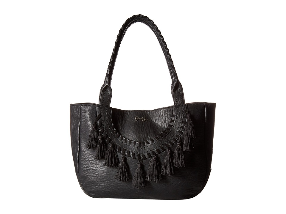 Jessica Simpson - Laurel Tote (Black) Tote Handbags