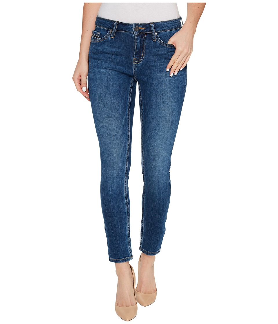Calvin Klein Jeans - Ankle Skinny Jeans in Flexible Blue Wash (Flexible Blue Wash) Women's Jeans