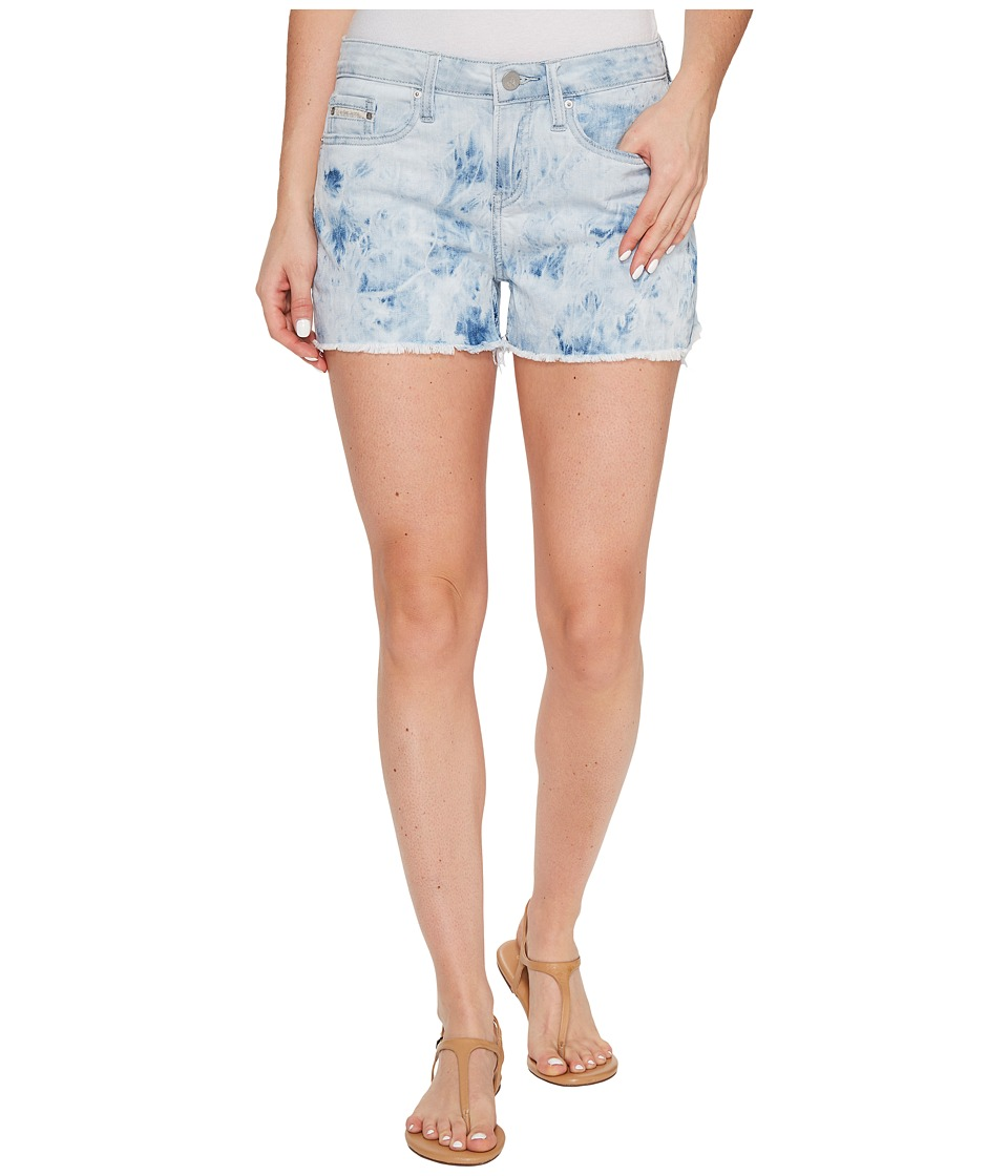 Calvin Klein Jeans - Weekend Shorts in Marble Wash (Marble Wash Destruct) Women's Shorts
