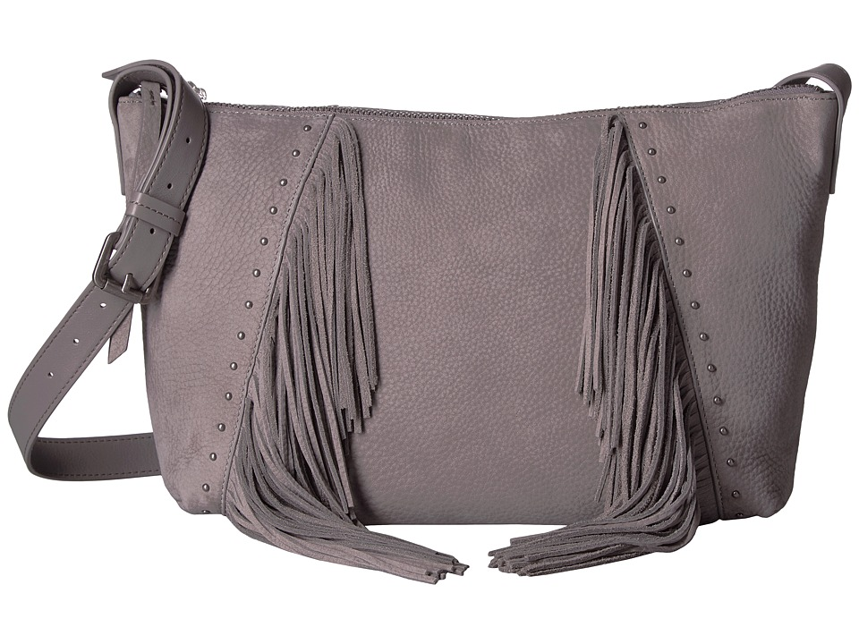 Lucky Brand - Aspen Crossbody (Steel Grey) Cross Body Handbags
