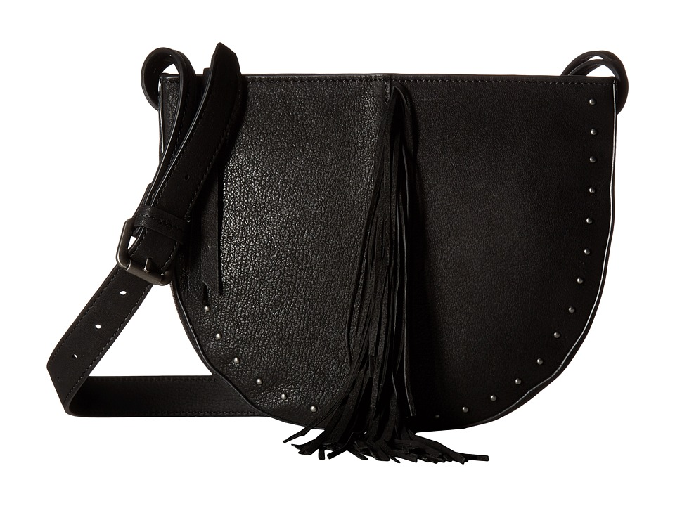 Lucky Brand - Aspen Small Crossbody (Black) Cross Body Handbags