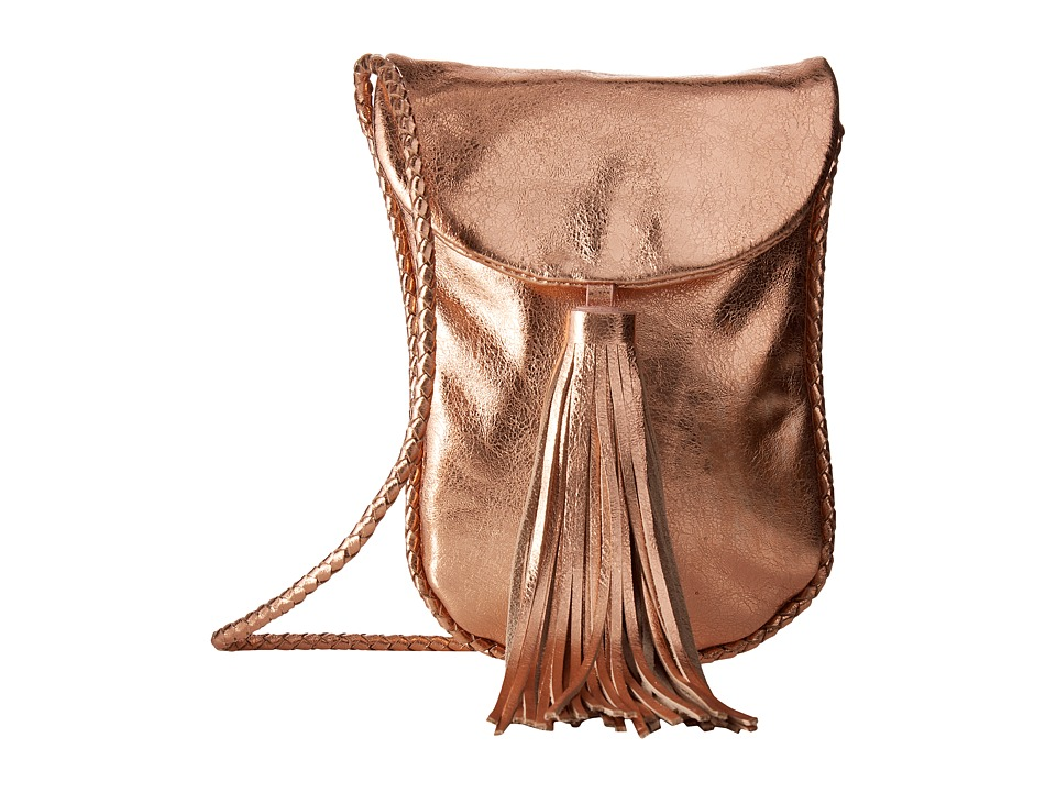Lucky Brand - Aspen Pouch (Rose Gold) Handbags