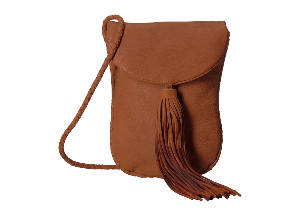 Lucky Brand - Aspen Pouch (Tan) Handbags