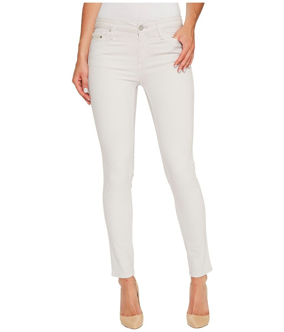 Calvin Klein Jeans - Garment Dyed Ankle Skinny Pants in Lilac Marble (Lilac Marble) Women's Jeans